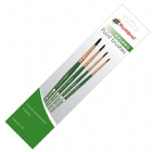 Coloro Brush Pack Sizes 00, 1, 4, 8
