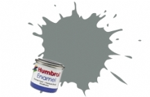 126 US MED GREY 14ml SATIN Enamel Tinlet