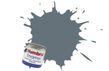 145 MEDIUM GREY 14ml MATT Enamel Tinlet