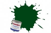 195 CHROME GREEN 14ml SATIN Enamel Tinlet