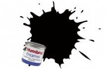 201 BLACK 14ml METALLIC Enamel Tinlet