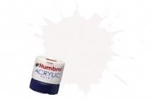 22 WHITE  12ml GLOSS Acrylic Tinlet
