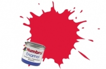 19 BRIGHT RED 14ml GLOSS Enamel Tinlet