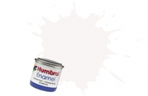 22 WHITE 14ml GLOSS Enamel Tinlet
