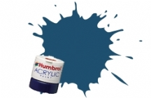 104 OXFORD BLUE  12ml MATT Acrylic Tinlet