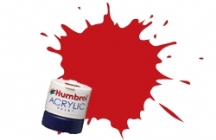 220 FERRARI RED  12ml GLOSS Acrylic Tinlet