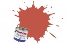 100 RED BROWN 14ml MATT Enamel Tinlet
